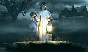 'Annabelle' phần tiền truyện thách thức người xem 'khỏe tim' nhất