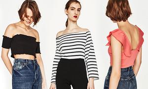 Những món đồ giá 70k bạn có thể sắm trong đợt sale mạnh của Zara