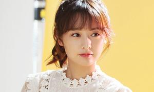 4 bước làm đẹp cho nhan sắc 'tan chảy' của Kim Ji Won