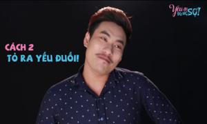 Kiều Minh Tuấn bày cách thoát ế cho FA trong phim 'Yêu đi, đừng sợ'
