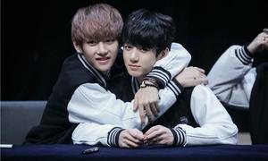15 cặp đôi nam - nam 'ngọt ngào' được ủng hộ nhất Kpop