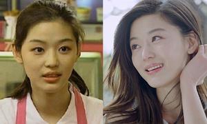9 mỹ nhân Hàn có dung nhan 'đẹp trường kỳ' từ khi ra mắt