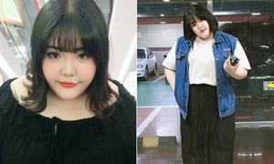 Cô béo trăm cân xì tai nhất 'hội thừa cân' ở Hàn Quốc