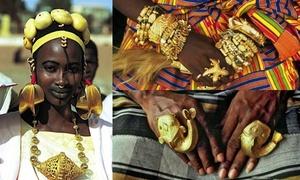 Sốc với độ chịu chơi của con nhà giàu châu Phi