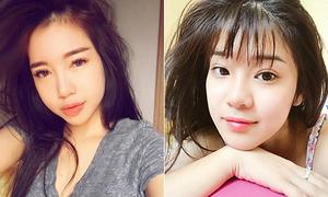 Sao Việt khoe mặt 'ngái ngủ' vẫn phải kẻ mắt sắc, tô môi hồng