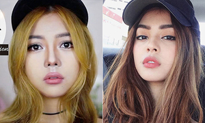 Hot girl Việt trổ tài trang điểm giống hệt Lily Maymac