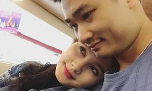 Khoảnh khắc ngọt ngào như thuở mới yêu của vợ chồng Bảo Thanh