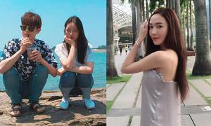 Sao Hàn 29/6: Jessica quyến rũ với váy 2 dây, Hye Ri lườm trai đẹp sắc lẻm