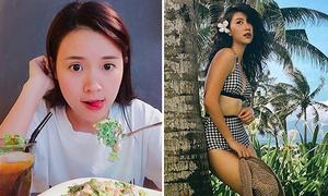 Sao Việt 29/6: Midu ngây thơ như trẻ con, Quỳnh Anh Shyn da 'đen nhẻm'