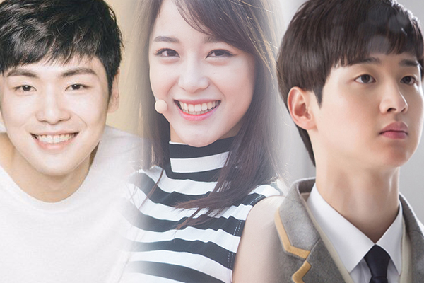 Dàn diễn viên chinh School 2017.