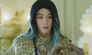 'Thủy thần' Nam Joo Hyuk bị nhận xét giống... Nữ hoàng Ai Cập