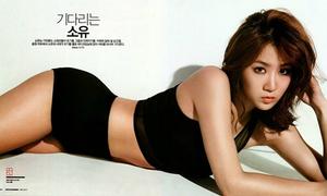 9 sao nữ Hàn giảm cân thành công nhất