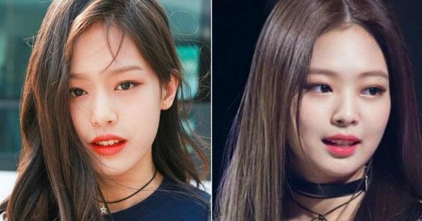 Một số bức ảnh của Sung Min khiến fan ngạc nhiên vì đường nét khuôn mặt rất giống Jennie (Black Pink). Một vài ý kiến khác lại cho rằng Han Sung Min là sự kết hợp của Jennie và Mina (Twice) hay Na Eun (Apink).