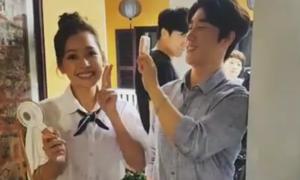 Rapper đình đám Hàn đăng clip nhớ nhung Chi Pu