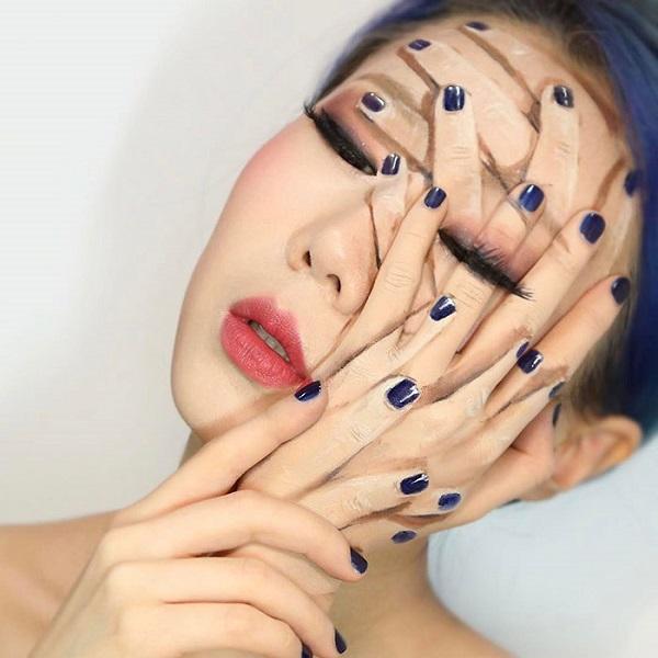 co-gai-thien-bien-van-hoa-voi-khuon-mat-nho-tai-make-up-9