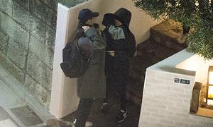 Song Joong Ki - Song Hye Kyo bị tung loạt ảnh hẹn hò trong đêm