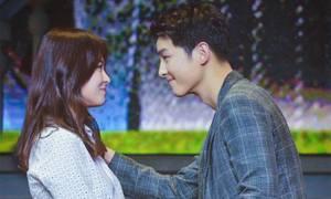 Song Joong Ki và Song Hye Kyo tổ chức đám cưới vào tháng 10 này