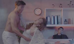 BB Trần chi 100 triệu đập phá tưng bừng trong MV 'Ghen' bản parody