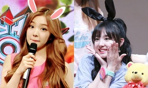 5 idol Kpop nổi tiếng với vẻ ngoài đáng yêu như loài thỏ