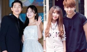 2 cặp sao Việt có chuyện tình hao hao giống Song - Song
