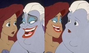 Sẽ thế nào khi các nhân vật Disney 'tráo đổi' khuôn mặt?
