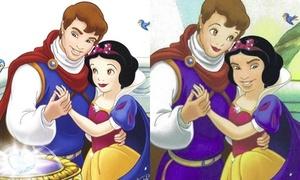 Sẽ thế nào khi các nhân vật Disney 'tráo đổi' khuôn mặt? (2)