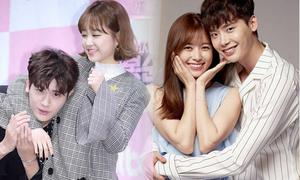 5 cặp sao Hàn 'thả thính' ở hậu trường phim nhiều đến mức bị đồn hẹn hò