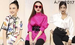 Dàn sao Việt 'khủng' đọ sắc tại sự kiện thời trang