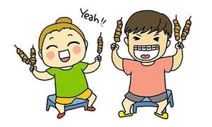 Tranh vui: 8 đặc quyền khi 'kẹp nơ' có bạn thân là con trai