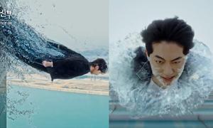 Thủy thần Nam Joo Hyuk thi triển phép thuật 'xịn' không kém Superman