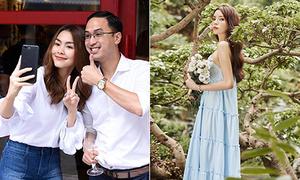 Sao Việt 12/7: Hà Tăng giản dị vẫn đẳng cấp, Kỳ Duyên như 'tiên nữ giáng trần'
