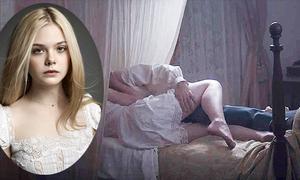 'Nàng thơ' 19 tuổi Elle Fanning đỏ mặt vì cảnh 18+ trong 'Những kẻ khát tình'