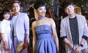 Dàn sao Việt 'đổ bộ' lễ ra mắt phim 'Cô gái đến từ hôm qua'
