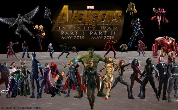 Các siêu anh hùng sẽ xuất hiện đầy rẫy và không kém phần&hỗn loạn trong phim
