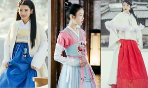 7 phim cổ trang Hàn có trang phục đẹp 'rụng rời'
