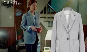 Bóc mác loạt trang phục công sở siêu yêu của Shin Se Kyung trong 'Cô dâu thủy thần'