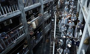 Bom tấn của Song Joong Ki tái dựng 'hòn đảo địa ngục' với quy mô khó tin