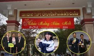 Ngôi trường ở Nghệ An cả 4 học sinh đi thi Olympic Quốc tế đều đạt HCV - HCB