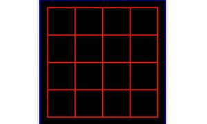 Kết quả đếm số hình vuông khiến nhiều người đau đầu