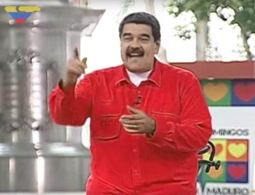 tong-thong-venezuela-cai-bien-loi-despacito-de-van-dong-tranh-cu