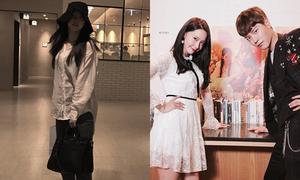 Sao Hàn 25/7: Yoon Ah đọ ngầu với trai đẹp, Na Eun mặc xuề xòa