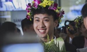 Bật mí A-Z về anh chàng điển trai giành cú đúp HCV Vật lý Quốc tế