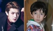 Bằng chứng Sehun (EXO) là nam thần từ bé