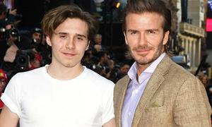 Brooklyn Beckham sống nhung lụa vẫn 'khổ sở' vì cái bóng của bố mẹ