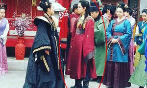 Im Si Wan bị lộ chân ngắn khi đóng phim cùng Yoon Ah