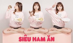 Hari Won làm vlogger giới thiệu ẩm thực Việt - Hàn