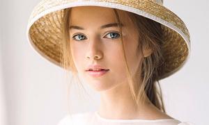'Thiên thần nhí' xinh nhất thế giới phổng phao ở tuổi 12