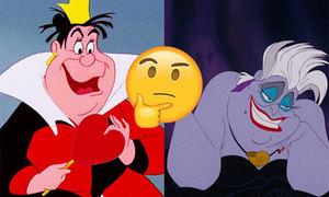 Quiz: Nhận dạng kẻ gian ác trong Disney qua biểu tượng