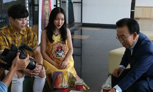 Châu Bùi trở thành gương mặt quảng bá du lịch Hàn Quốc