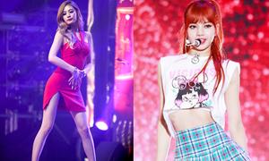 Loạt idol nữ Kpop nổi tiếng với cặp chân dài đẹp mỹ miều
